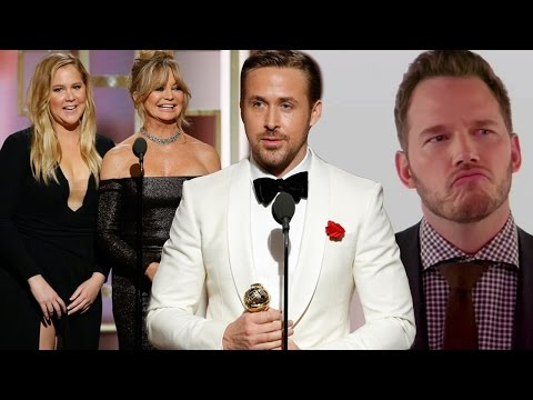 8 Best Moments From The 2017 Golden Globes