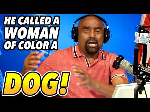 Xxx Mp4 Trump Called A Woman Of Color A DOG 😩😱 Omarosa Frederica CNN 3gp Sex