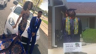Teacher Calls African Themed Prom Dress Tacky;Kente Cloth Cause Student To Be Removed By Police