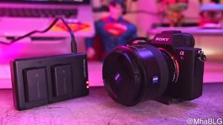 افضل بطارية RP-PB056 اضافية لكاميرات السوني best battery for sony camera
