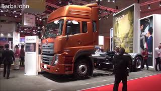 The 2018 UD Trucks   Show Room JAPAN
