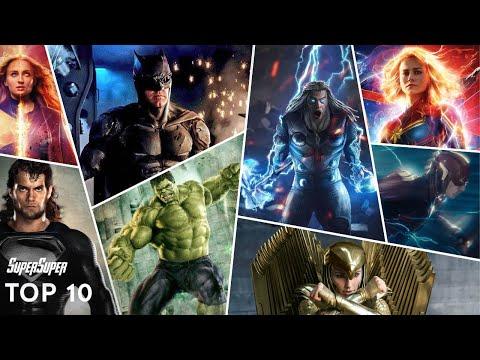 Top 10 Ultimate Form of Superheroes SuperSuper