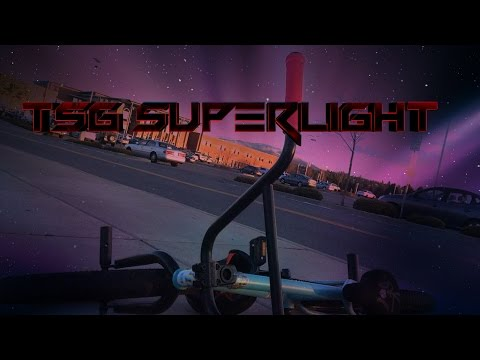 TSG Superlight Unboxing and Test!