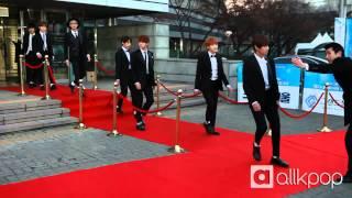 24th Seoul Music Awards red carpet: BTS