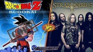 PLAGIOS musicales :  Dragon Ball Z Budokai vs Stratovarius