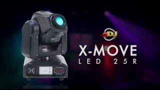 American DJ - X Move LED 25R