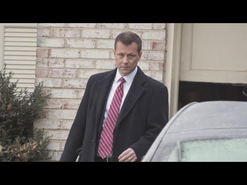 FBI agent Peter Strzok escorted from building ahead of possible disciplinary action