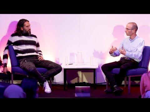The Future of Education Yuval Noah Harari & Russell Brand Penguin Talks