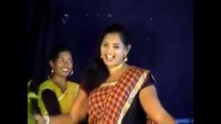 thennazagapuri 2015 amman  kovil  kumbabishekam thiruvizha adal padal dance record