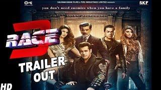 Race 3 trailer Event Salman Khan With Shera