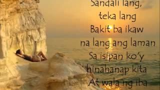 Tanya Chinita Itatago Na Lang Lyrics by magsver