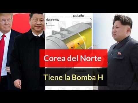 Corea del Norte Tiene la bomba H Bomba de Hidrógeno China despliega cazas Nanchang Q 5
