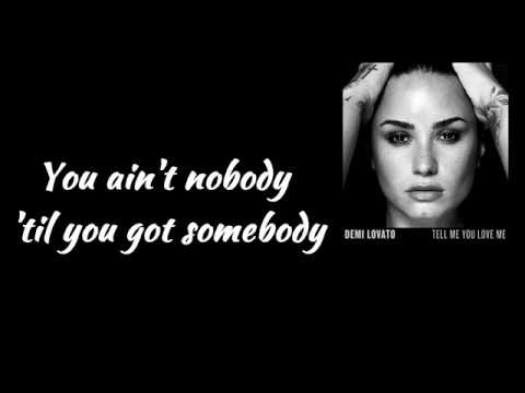 Xxx Mp4 Demi Lovato Tell Me You Love Me Lyrics Video 3gp Sex