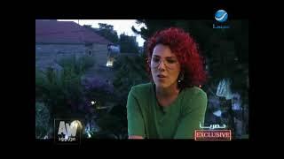 """عرب وود l حصري - إنجي جمال تكشف خبايا وسبب ظهور كليب """"الى كل اللي بيحبوني"""" للنجمة إليسا"""