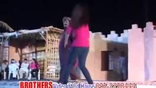 Jinay Sama Patasa   Shahid Khan & Sumbal On Stage   Pashto Song