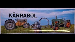 Traktorträffen i Kärrabol 2017 musik Danne Stråhed mfl