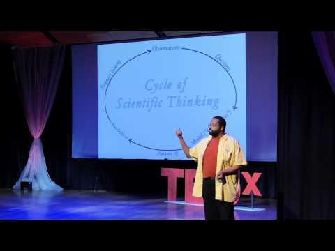 The scientific method is crap Teman Cooke at TEDxLancaster