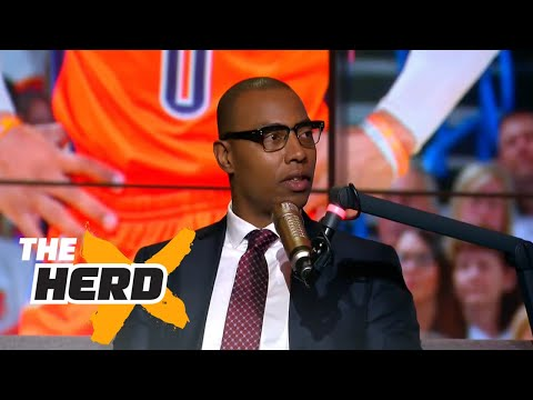 Caron Butler talks LeBron s impact Blake Griffin s future and more THE HERD FULL INTERVIEW