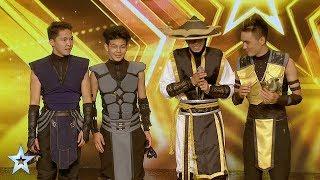 ADEM Dance Crew's Golden Buzzer Audition | Asia's Got Talent 2017