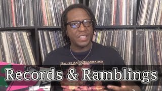 Vinyl Update 5-9-18 (+ Mini-Rant)
