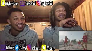 (South African Rap) Nasty C & Runtown - Said (Reaction Video)