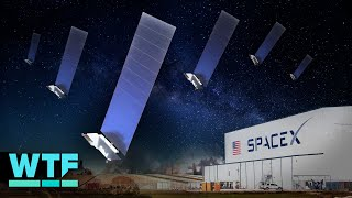 Are SpaceX Satellites Ruining the Night Sky?