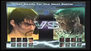 e24ks tekken 4  team battle 17 hard