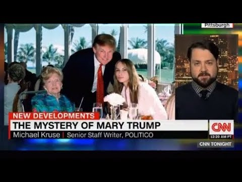 The mystery of Trump s mother Mary Trump Why is it he hardly mentions his mother