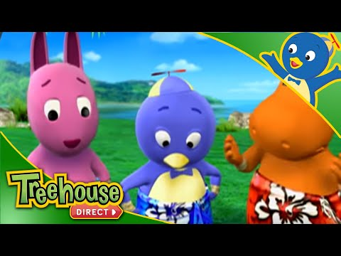 The Backyardigans The Legend of the Volcano Sisters Ep.25