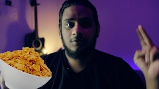New Year Q&A! | How Many Individual Corn Flakes Have I Eaten Without Milk?