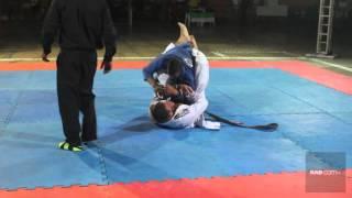 Desafio Serra de Jiu-Jitsu - DANIEL ASSIS X JUCELI DE SOUZA