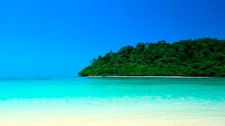 Relaxing Music With Nature Sounds - Tropical Beach HD - Music and Ocean Sound