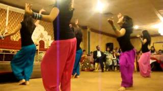 Shaadi Dance Delhi and punjab Girls dancing