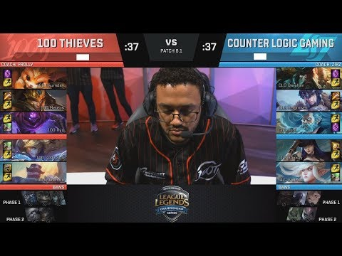 Xxx Mp4 100 Aphromoo Braum VS CLG Stixxay Caitlyn Highlights 2018 NA LCS Spring W1D2 3gp Sex