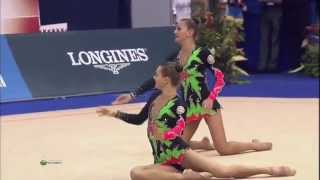 2010 World Championships Group All Around Group A (HD)