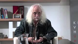 Josef Rauvolf: Jirous a Fuchs – spřízněnost přes hranice (16. 9. 2015)