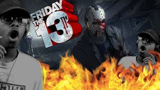 Friday The 13th W/ CREW!