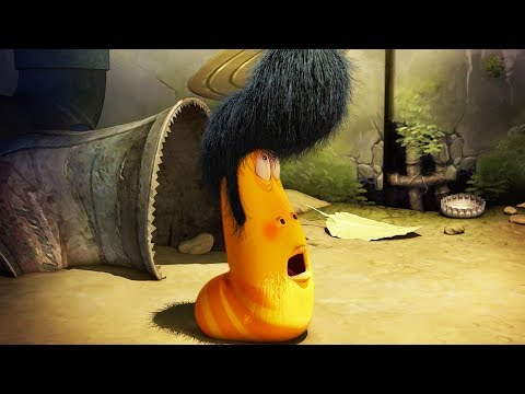 LARVA - HAIR CUT | Cartoon Movie | Cartoons For Children | Larva Cartoon | LARVA Official
