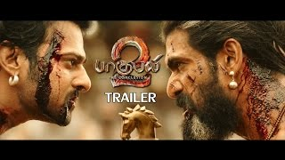 Bahubali 2 Official Trailer Review   Prabhas, Rana Daggubati, Anushka, Tamanna   Tamil Reactions