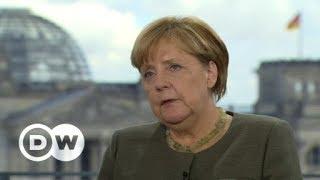 #ألمانيا_تختار - لقاء مع المستشارة الألمانية أنغيلا ميركل