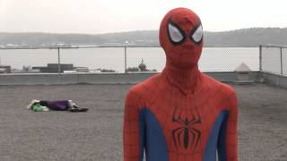 Spider-Man: The Night Gwen Stacy Died spoof