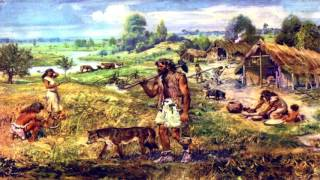 Neolithic Hypergamy, Agriculture and the Mechanisation Effect