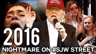 2016: Nightmare on SJW Street