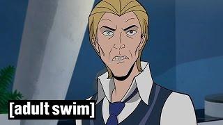 David Bowie Tribute | The Venture Bros. | Adult Swim