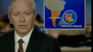Falklands Invasion 2nd April 1982.
