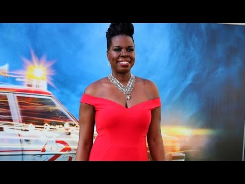 Ghostbusters Star Leslie Jones I m The Target of Racist Trolls on Twitter