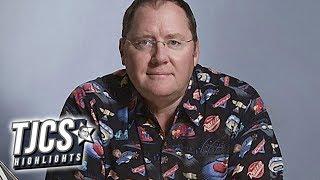 Former Pixar Boss John Lasseter Joins Skydance Animation