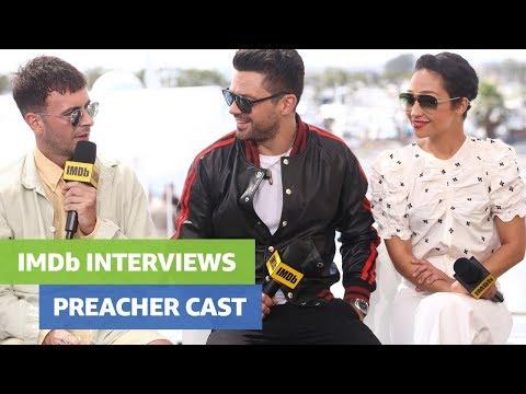 Xxx Mp4 Preacher Cast Share Their Superpowers 3gp Sex
