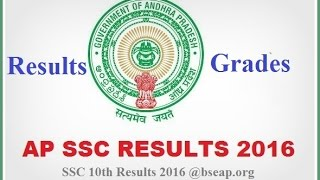 Check SSC RESULTS MARCH 2016 || BSEAP Results 2016 || www.bseap.org