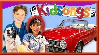 Kidsongs | Kids Car and Truck Songs | Little Deuce Coupe | We Love Trucks part 2 | PBS Kids TV Show